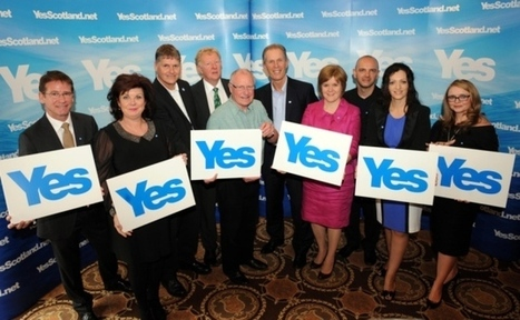 Leader: Yes movement has power to shape Scotland | Referendum 2014 | Scoop.it