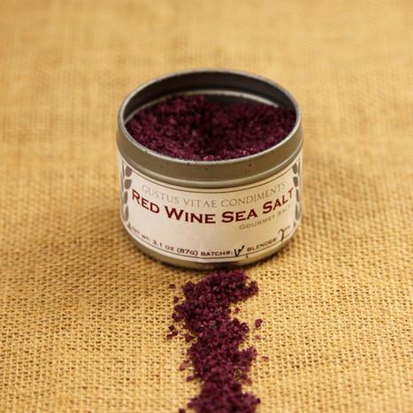 Du sel pour assouplir les tanins des vins rouges ? | Wine and the City - www.wineandthecity.fr | Scoop.it