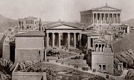 Essay on greek art and architecture