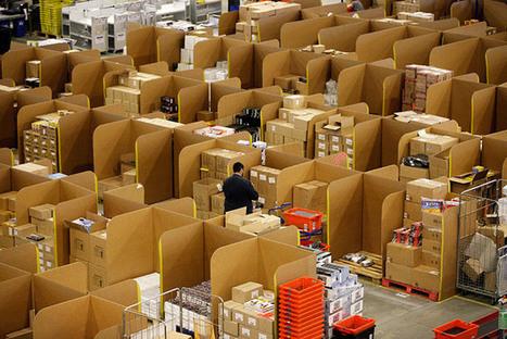 Amazon's Jeff Bezos Doesn't Care About Profit Margins | Inside Amazon | Scoop.it