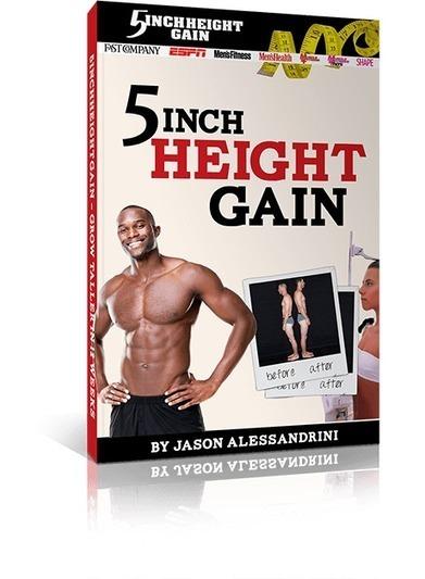The 5inchheightgain Blueprint Jason Alessandrin