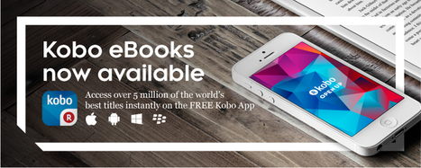 Kobo is taking over Exclusive Books eBook Business | Ebook and Publishing | Scoop.it