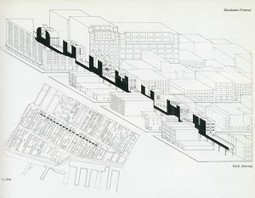 Steven Holl's BRIDGE of Houses (1979-1982) | The Architecture of the City | Scoop.it