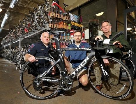 Arlington police put brakes on bike theft | Arlington Citizen-Journal | Local Economy in Action | Scoop.it