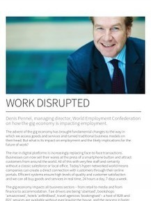 Work Disrupted | The New Reality of Work | Scoop.it