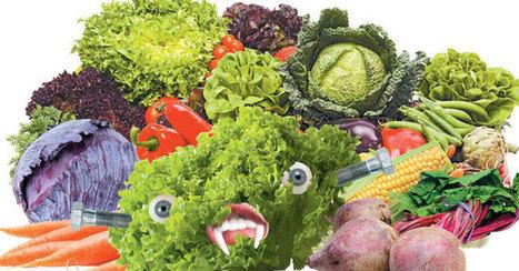 The Scariest Veggies of Them All | LibertyE Global Renaissance | Scoop.it