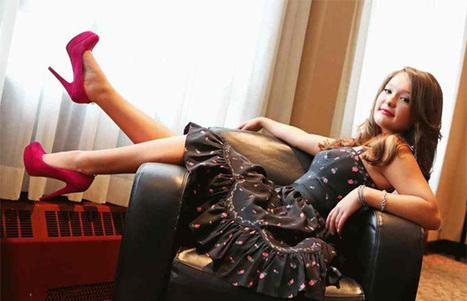 Heading home with Carrie Underwood; Ottawa teen Kira Isabella plays ... - Canada.com | Social Media Teen Idols | Scoop.it