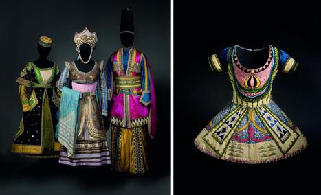 Ballet's dance with the avant-garde   Textile Horizons   Scoop.it