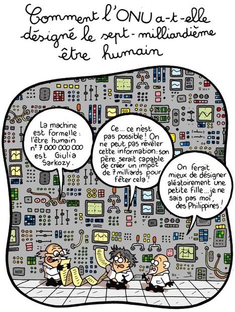 Comment l'ONU a-t-elle désigné le sept-milliardième être humain | 7 milliards de voisins | Scoop.it
