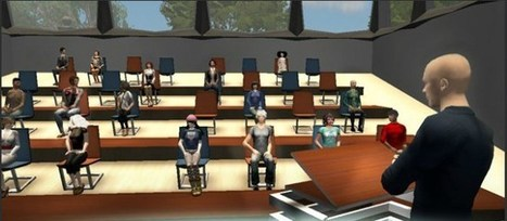 Some thoughts on virtual teaching and learning: 3D Virtual Worlds | Second Life and Virtual Worlds | Scoop.it