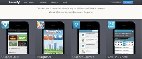 Quipper - Learn and Share | Bridget C. Springer | Scoop.it
