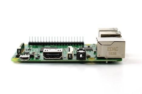 Raspberry Pi 3 launch: Pi's next big challenge? Educating teachers | De wereld van Olafiolio... | Scoop.it