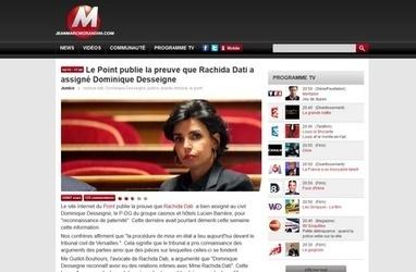Justice : Morandini est un parasite- Ecrans | Divers 2.0. | Scoop.it