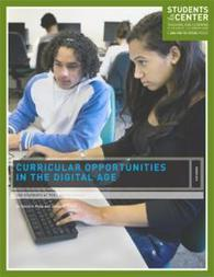 Curricular Opportunities in the Digital Age | Students at the Center | UDL & ICT in education | Scoop.it