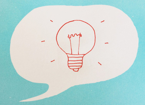 The best way to develop new ideas atwork | Mainframeitalia.com | Scoop.it