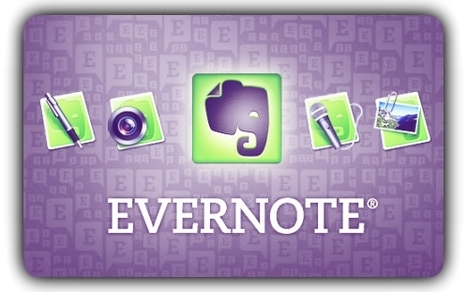 6 Awesome Evernote Apps That We Guarantee You've Never Seen | @iSchoolLeader Magazine | Scoop.it