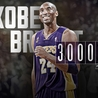 Kobe Bryant 30,000 Points.