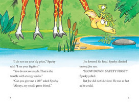 Momo celebrating time to read | Hogan's Learning Links | Scoop.it