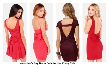 Valentine S Day Dress Code For The Curvy Girls In Bollywood Scoop It
