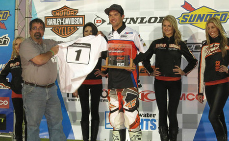 Brad Baker Looks to Rebound at Springfield after Digging Early Hole at Daytona ... - AMA Pro Racing | California Flat Track Association (CFTA) | Scoop.it