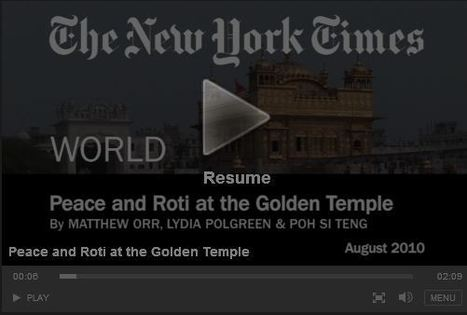 The Golden Temple of Amritsar | Classwork Portfolio | Scoop.it