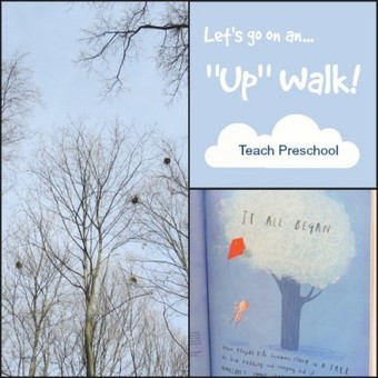 Let's go on an up walk | Teach Preschool | Scoop.it