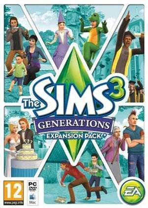 The Sims 3: Generations (PC / Mac) | Buy Used Video Game Online United kingdom | Scoop.it