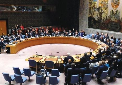 ANALYSIS: UN saga shows sands shifting -- The JPost | Information wars | Scoop.it