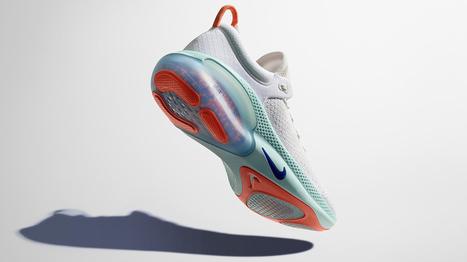 Nike's Joyride Sole Is a Fascinating Sneaker In