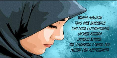 Kata Kata Bijak Islami Tentang Wanita Solehah