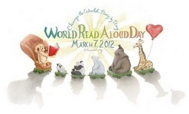 Two Libraries One Voice: We Are So Excited About World Read Aloud Day   Two Libraries One Voice   Scoop.it