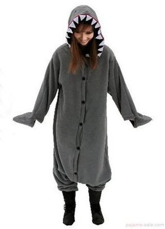 shark animal onesies cheap Paul Shark kigurumi costumes bf43afa1be1dd