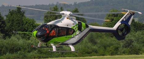 Le démonstrateur Bluecopter lève le voile sur l'hélicoptère de demain | Veille de l'industrie aéronautique et spatiale - Salon du Bourget | Scoop.it