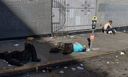 San Francisco tech worker: 'I don't want to see homeless riff-raff'   VPRO Tegenlicht   Scoop.it