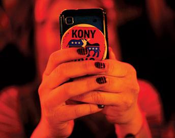 'Kony 2012': Guerrilla Marketing | Kony 2012 case study | Scoop.it
