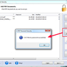 How to use A-PDF Password Security to remove password protection for a batch of PDF files?