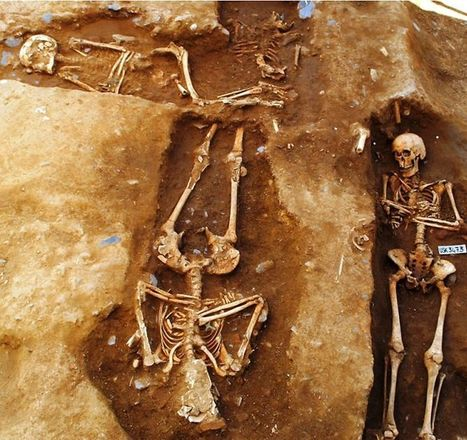 Skeletons Reveal Tuscan Life in the Time of Cholera | Italia Mia | Scoop.it