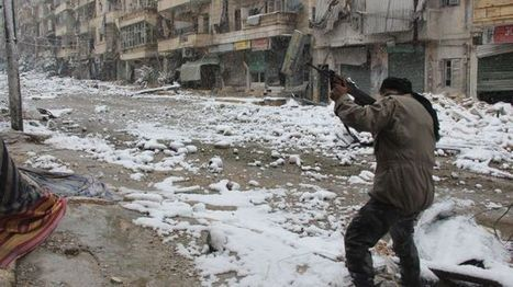 Syria slams US, calls it one-eyed pirate | Global politics | Scoop.it