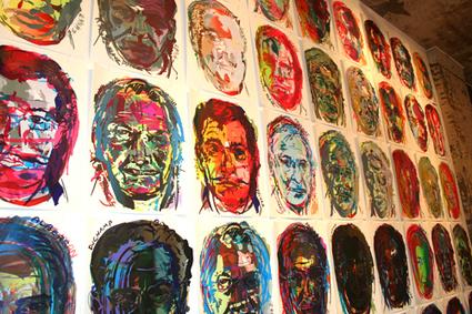 SGCI 2012: Worn Out « PRINTERESTING | Inspiring Creativity | Scoop.it