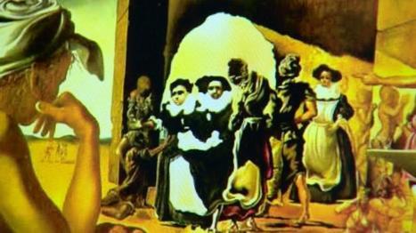 Cómo algunos misterios de nuestro cerebro fueron descubiertos gracias al pintor Salvador Dalí - Grandes Medios | Global politics | Scoop.it