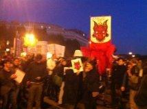 Roma - Draghi ribelli | Global Project | #OccupyItaly -11 novembre - | Scoop.it