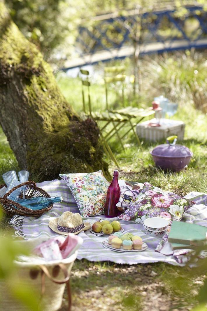 Vintage picnic inspiration | Posh Picnics | Scoop.it