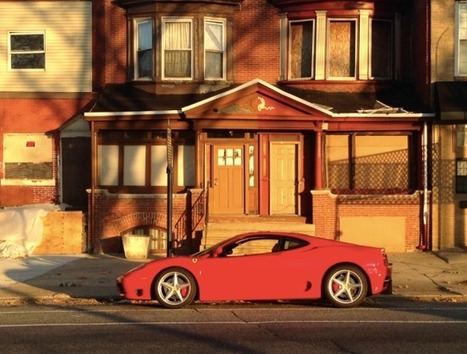The Hardest Part Of Owning a Ferrari Is Selling It - Jalopnik | Automotive Supply Chain | Scoop.it