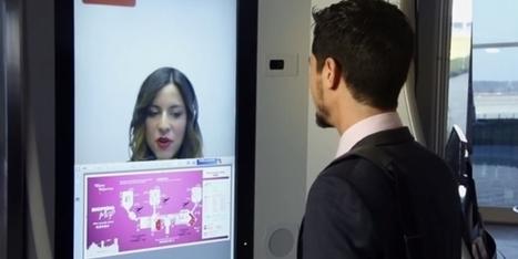 Milano, arrivano i virtual desk per informare i turisti fin dall'aeroporto | Turismo, viaggiatori e dintorni-Comunicazione e accoglienza (non solo) 2.0 | Scoop.it