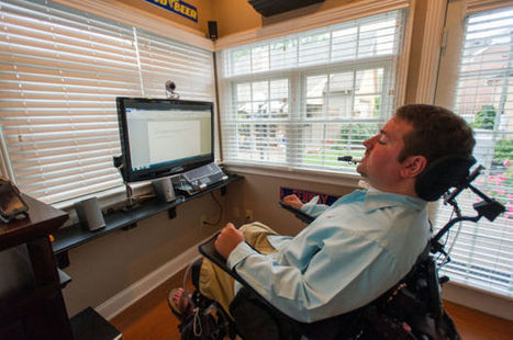 See me: Acknowledge the person first, not the disability - Longview Daily News | Differently Abled and Our Glorious Gadgets | Scoop.it