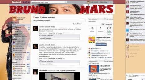 Mudar cor do Facebook | Templah - Themes and Skins for Facebook and more | Themes for Facebook | Scoop.it