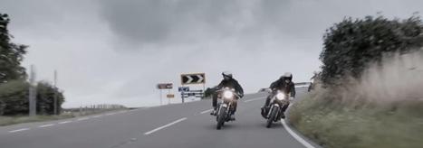 BELSTAFF PRESENTS: FOR THE OPEN ROAD | Vintage Motorbikes | Scoop.it