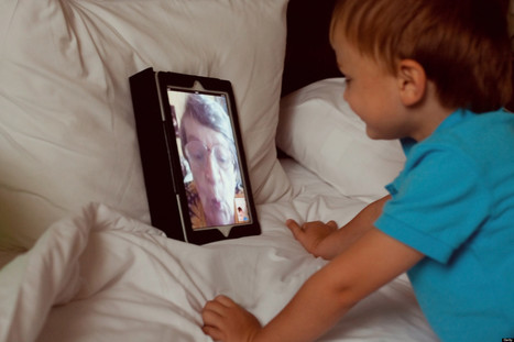 How Communications Technology Brings Generations Together Like Never Before - Huffington Post | Multi-Generation Customers | Scoop.it