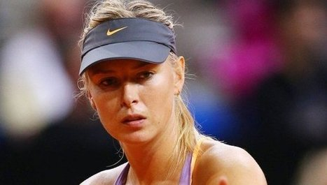 Roland Garros (WTA): Sharapova au troisième tour - RIA Novosti | Tennis , actualites et buzz avec fasto-sport.com | Scoop.it