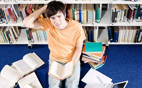 Effective study: top tips from the experts - Telegraph | Online Student Engagement in Higher Education | Scoop.it